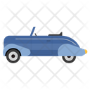 Roadster Car Transport Icon