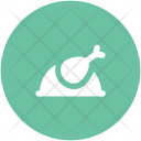 Roast Chicken Grilled Icon