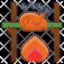 Roast Chicken Icon