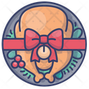 Chicken Holiday Roasted Icon
