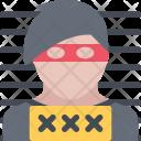 Robber Photo Thief Icon