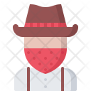 Robber Thief Icon