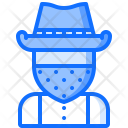 Robber Thief Icon