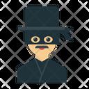 Boy Theft Robber Icon