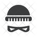 Robber Burglar Beanie Icon