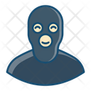 Thief Bandit Burglar Icon