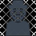 Robber Criminal Thief Icon