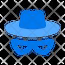 Robber Criminal Crime Icon