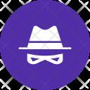 Robber Burglar Gangster Icon