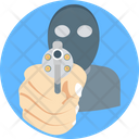 Robber Color Icon