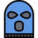 Robber Mask Law Icon