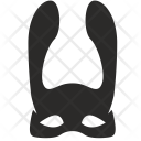 Robbery mask Icon