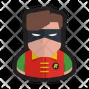 Robin Batman Dc Icon