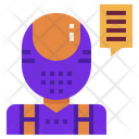 Robo Advisor Robot Icon