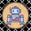 Mrobo Advisor Robo Advisor Advisor Icon