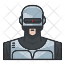 Robocop Avatar Icon