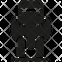 Robot Intelligence Bot Icon