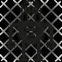 Robot Robotic Intelligence Icon