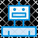 Robot Machine Artificial Icon