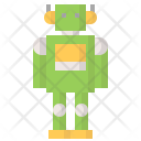 Robot Robo Toy Icon