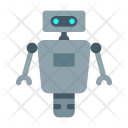 Robot Science Fiction Icon