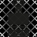 Robot Bot Game Icon