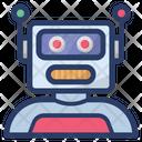 Robot Robot Rover Astronomy Icon