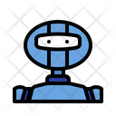 Robot Artificial Intelligence Ai Icon