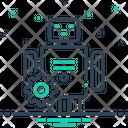 Automatically Machine Process Icon