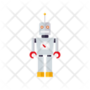 Robot Artificial Artificial Intelligence Icon