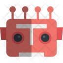 Robot Technology Computer Icon