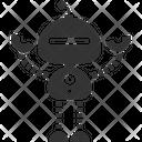 Robot Bot Robo Icon