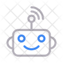 Robot Toy Machine Icon
