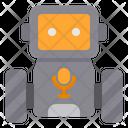 Robot Robotic Ai Icon