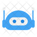 Bot Chatbot Artificial Icon