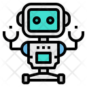 Robot Toy Robotic Icon