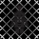 Robotics Auto Machine Icon
