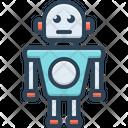 Robot Robotic Automatic Icon