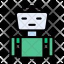 Robot Toy Kids Icon