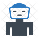 Robot Toy Kids Icon