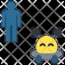 Pet Robot Ai Icon