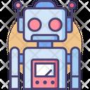 Robot Botrobot Robotic Icon