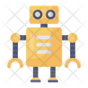 Robot Humanoid Artificial Intelligence Robot Icon