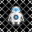 Alien Monster Robotics Icon