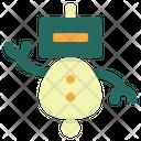 Robot Robotic Electronics Icon