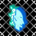 Robot Head Artificial Icon