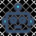 Bot Robot Automation Icon