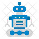 Robot Technology Machine Icon