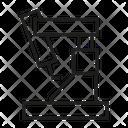 Robot Automation Machine Icon
