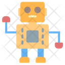 Robot Toys Kid And Baby Icon
